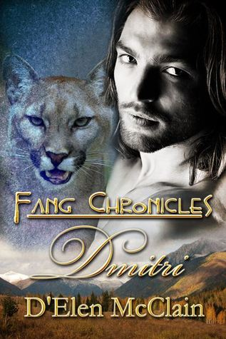 Review: Fang Chronicles: Dmitri by D'Elen McClain
