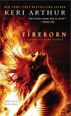 Review: Fireborn by Keri Arthur