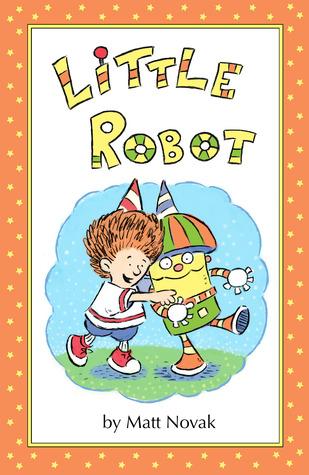 Little Robot Matt Novak