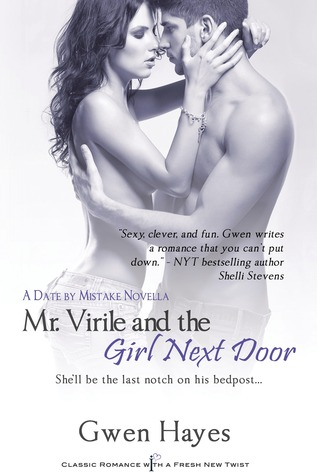 {Review} Mr. Virile and the Girl Next Door by Gwen Hayes