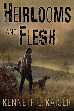 Heirlooms and Flesh  by  Kenneth L. Kaiser
