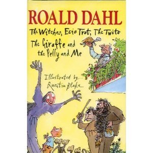 Roald Dahl Omnibus: The Witches / Esio Trot / The Twits / The Giraffe the Pelly and Me  by  Roald Dahl