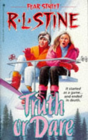 Truth or Dare (Fear Street, #28) by R.L. Stine — Reviews ...