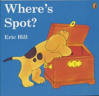 Where's Spot? (Picture Puffin - Lift-the-flap book)