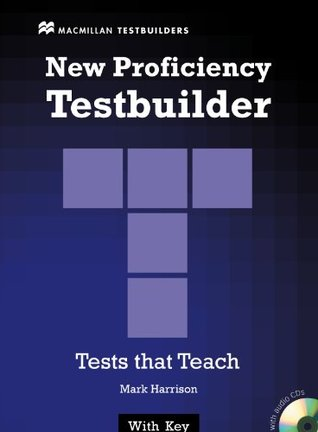 New Proficiency Testbuilder with Key Pack Mark   Harrison