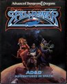 Spelljammer: Adventures in Space (AD&D 2nd Ed Fantasy Roleplaying, 2bks+4maps+cards+counters)