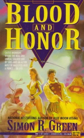 Book Review: Simon R. Green's Blood and Honor