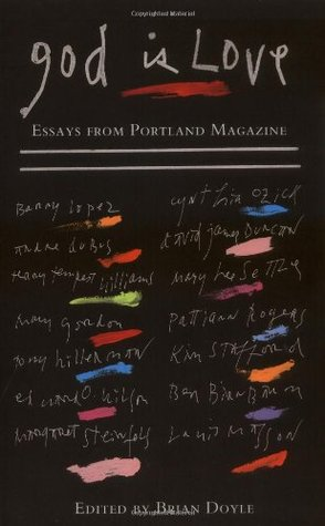 a review of eating dirt an essay by brian doyle The paperback of the leaping: revelations & epiphanies by brian doyle and passionate collection of essays, brian doyle employs wit and chapter 16 eating dirt.