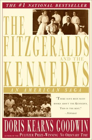 The Fitzgeralds and the Kennedys book cover