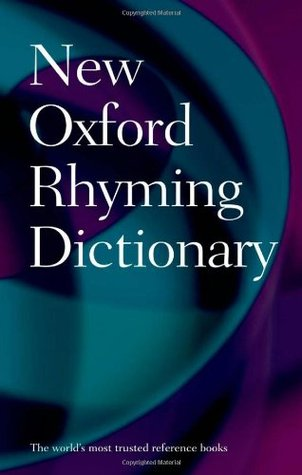 New Oxford Rhyming Dictionary  by  Oxford University Press