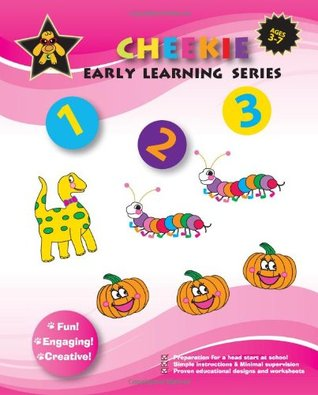 Cheekie Early Learning Series - 123  by  Alex Wang
