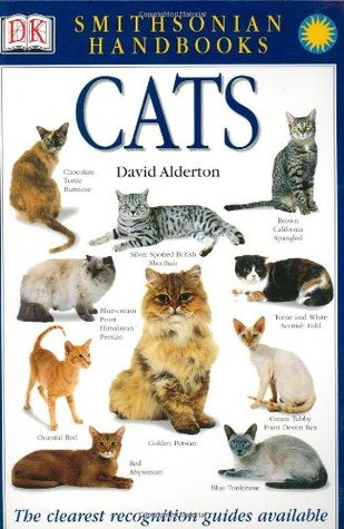 Cats (Smithsonian Handbooks) David Alderton