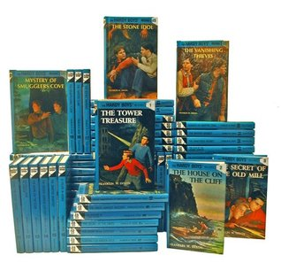 Hardy Boys by Franklin Dixon, Lot of 9: 7,9,10,11,14,15,18-20