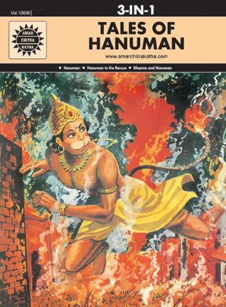 Tales of Hanuman (3 in 1)  by  Anant Pai
