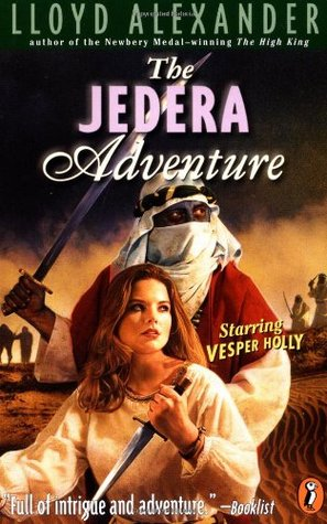 The Jedera Adventure (Vesper Holly, #4)