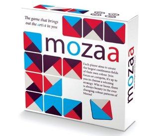 Mozaa Game  by  Renske Solkesz