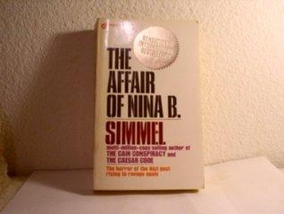 The Affair of Nina B.  by  Johannes Mario Simmel