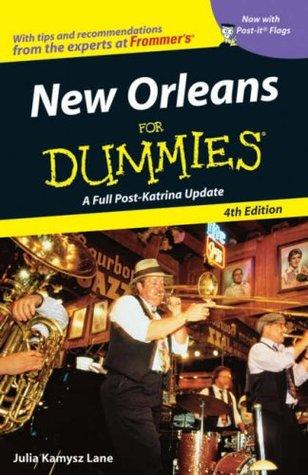 New Orleans For Dummies  by  Julia Kamysz Lane