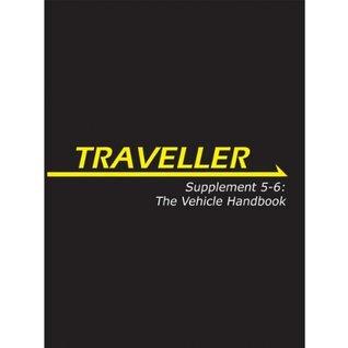 Supplement 5-6: The Vehicle Handbook  by  Colin Dunn
