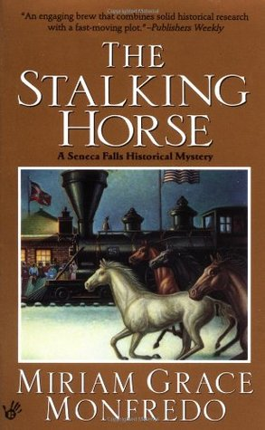 The Stalking-Horse (Glynis Tryon, #5)  by  Miriam Grace Monfredo
