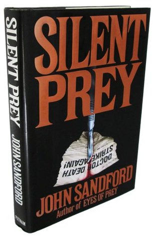Book Review: John Sandford's Silent Prey