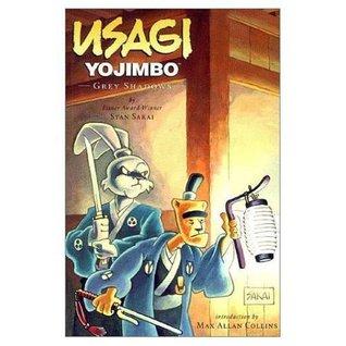 Grey Shadows (Usagi Yojimbo, Book 13) Stan Sakai