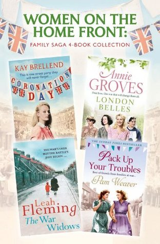 Women on the Home Front: Family Saga 4-Book Collection  by  Annie Groves
