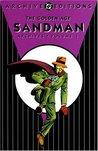The Golden Age Sandman Archives, Vol. 1