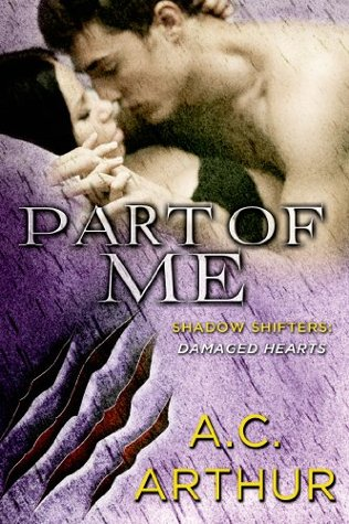 Part of Me (Shadow Shifters: Damaged Hearts)