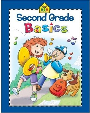 Second Grade Basics  by  Joan Hoffman