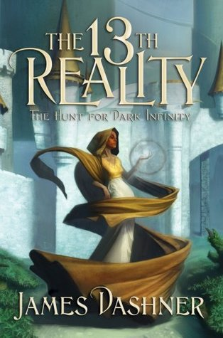 The 13th Reality, book 2: The Hunt for Dark Infinity (2009) by James Dashner