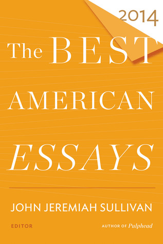 The Best American Essays 2014 (2014)