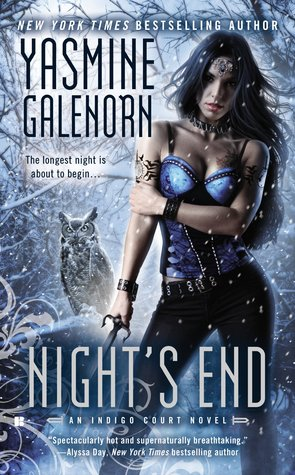 Book Review: Yasmine Galenorn's Night's End