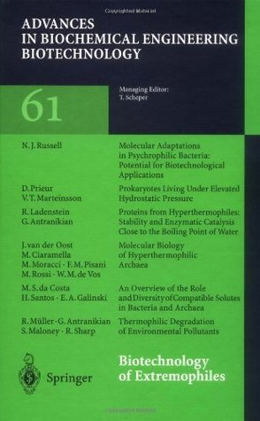 Biotechnology of Extremophiles (Advances in Biochemical Engineering Biotechnology)  by  G. Antranikian