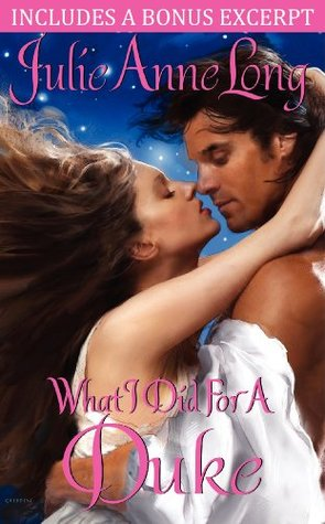 What I Did For a Duke with Bonus Material: Pennyroyal Green Series (2012)