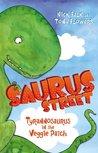 Tyrannosaurus in the Veggie Patch