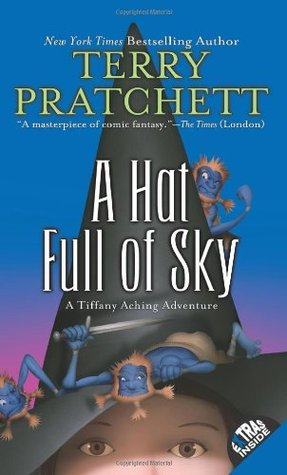 Book Review: Sir Terry Pratchett's A Hat Full of Sky
