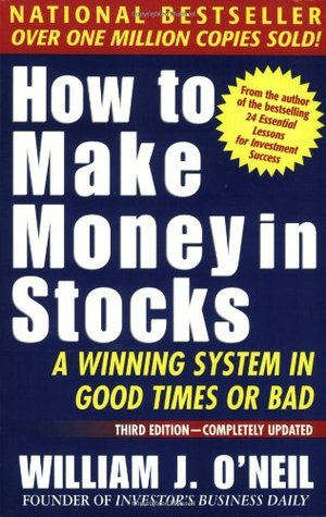how to make money in stocks william j oneil