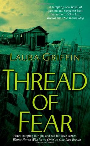 Book Review: Thread of Fear by Laura Griffin