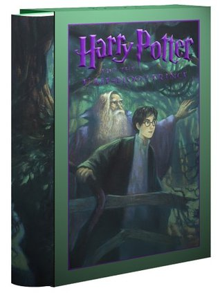 Harry Potter y el misterio del príncipe (Harry Potter, # 6)