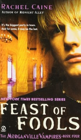 Review: Feast of Fools by Rachel Caine (@Mollykatie112, @rachelcaine)