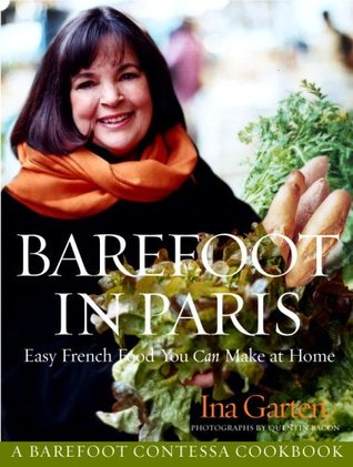 Barefoot in Paris (Hardcover)