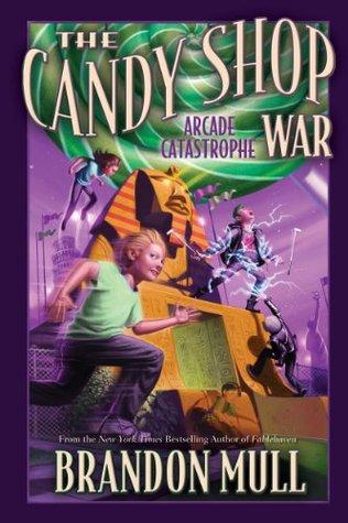 The Candy Shop War, Book 2: Arcade Catastrophe