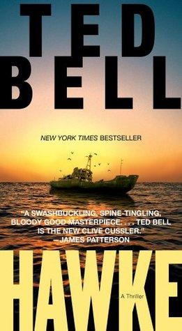 Alexander Hawke series, Books 1 - 8  - Ted Bell