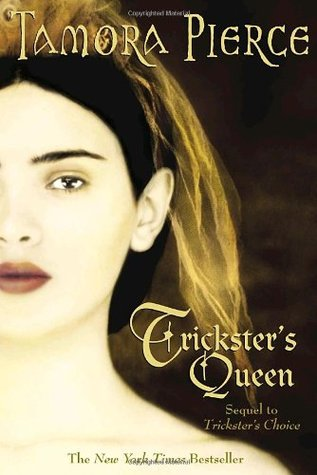 Book Review: Tamora Pierce's Trickster's Queen