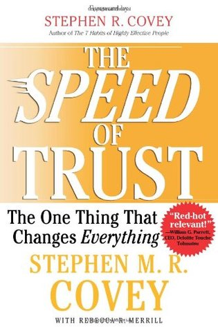 the speed of trust book report Dsl reports 1,462 likes 68 talking about this the world's oldest and largest broadband-related community and pro-consumer resource: news: users in our comcast forum discuss the company's latest round of speed increases.