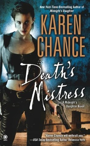 Book Review: Karen Chance's Death's Mistress
