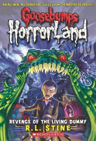 Goosebumps horrorland escape from horrorland book