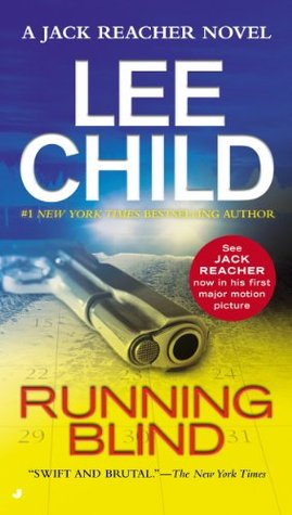 Book Review: Lee Child's Running Blind