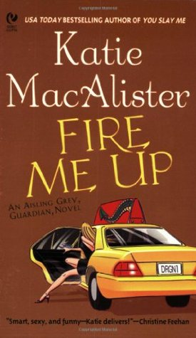 Book Review: Katie MacAlister's Fire Me Up